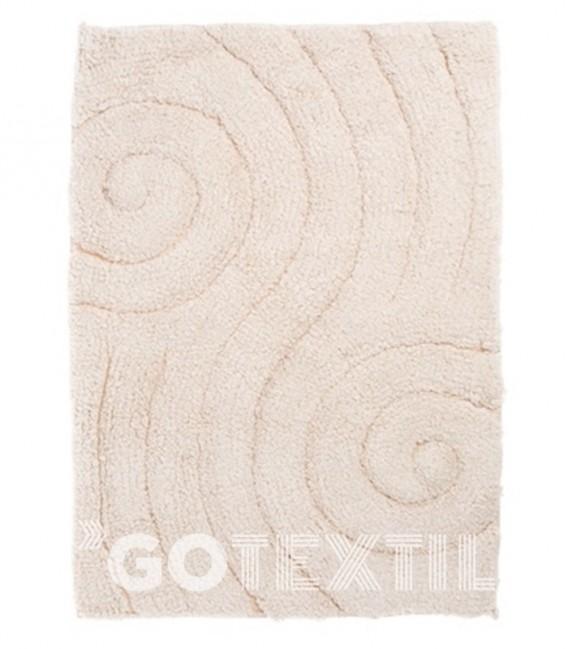 Alfombra de baño CAMILA Kotibe Algodón 100% color natural