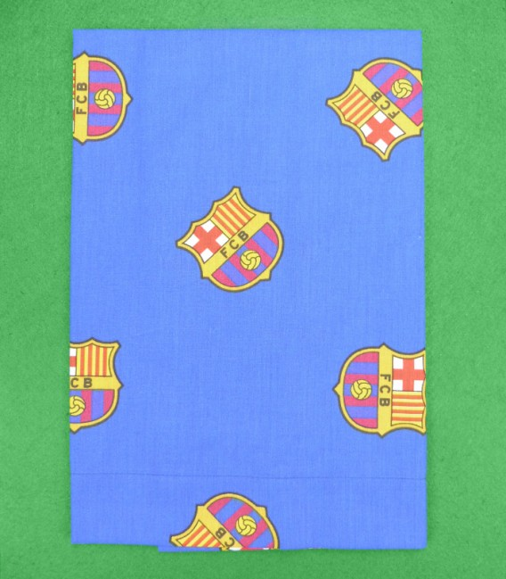Almohada del Juego de Sábanas F.C. Barcelona