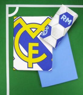 Juego de Sábanas Real Madrid 3 Piezas