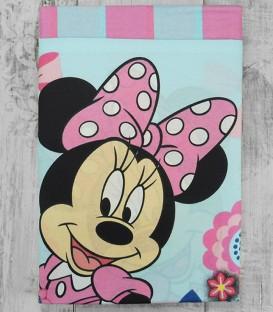 Encimera del Juego de Sábanas 3 Piezas Minnie Mouse 008
