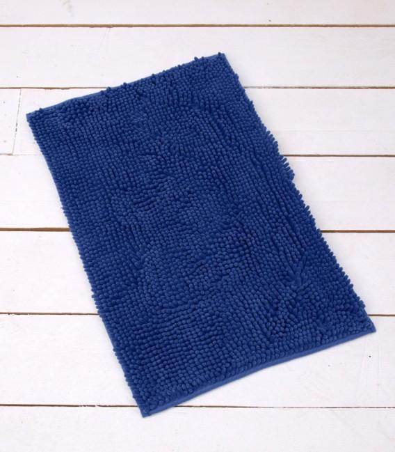 Alfombra de Microfibra Súper Absorbente Color Azul