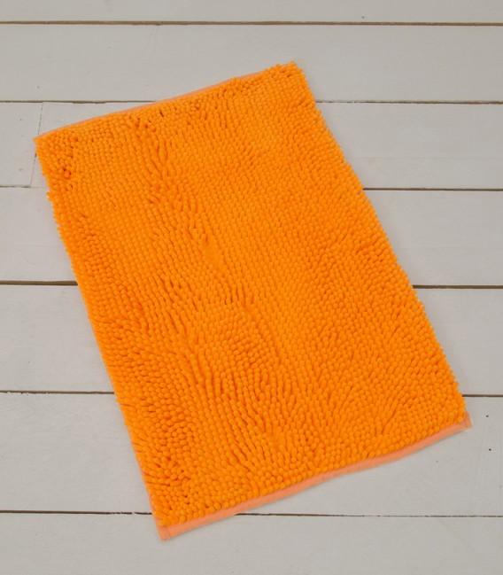 Alfombra de Microfibra Súper Absorbente Color Naranja