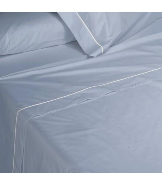 Juego de cama Burrito Blanco Claro de Luna 241 Azul