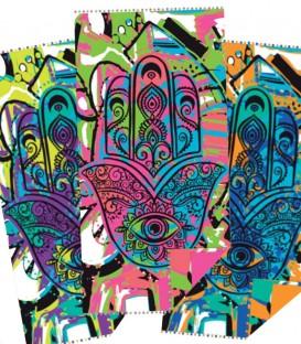 Colorido del Pareo Toalla MIRIAM Home Secret