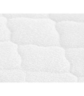 Protector colchón de coche con rizo 100% algodón acolchado