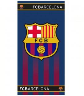 Toalla F.C. BARCELONA modelo FCB 187. Algodón 100%