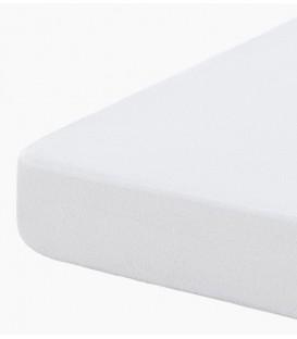 Detalle del tejido del Protector de colchón de cuna Brissa Belnou