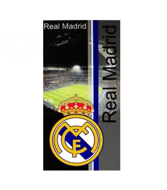 Toalla Real Madrid modelo ESTADIO. Algodón 100%