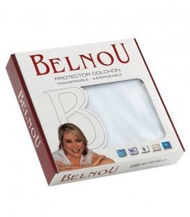 Presentación en Caja del Protector de colchón ALTEA Impermeable y Transpirable Belnou
