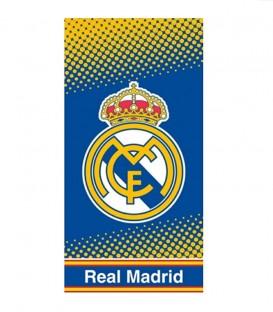 Toalla Real Madrid RM173025 de poliéster