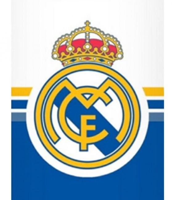 Detalle de la Toalla Real Madrid RM171109 de microfibra