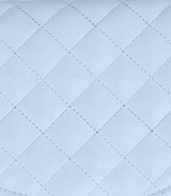 Detalle del Tejido del Termo Portabiberones Polipiel 0558 LUX Azul