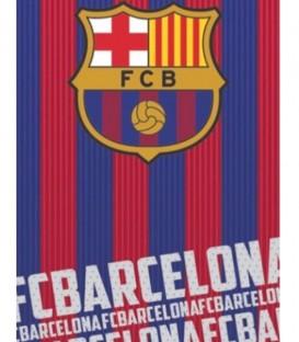 Detalle de la Toalla Algodón F.C. BARCELONA modelo FCB166