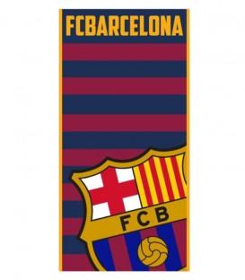 Toalla F.C. BARCELONA modelo FCB134 microfibra