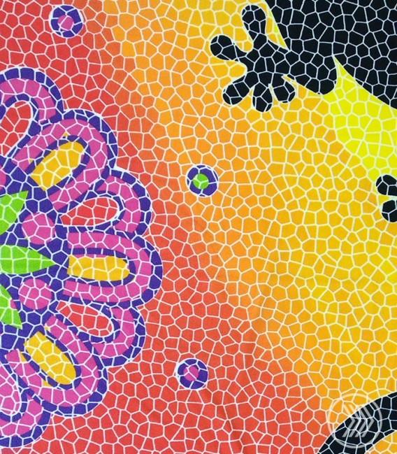 Colorido de la Toalla Playa SALAMANDRAS 10106