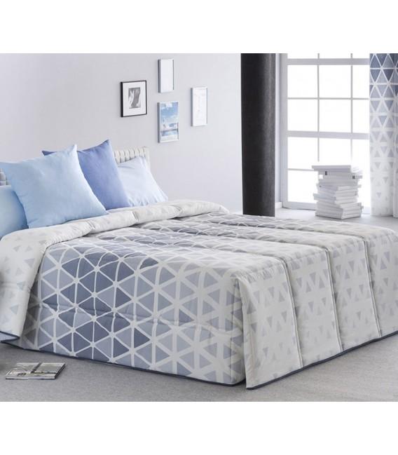 Edredón Conforter KANSAS Azul Sansa Print
