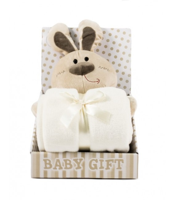 Muñeco Manta 21195 Baby Happy 2 Piezas