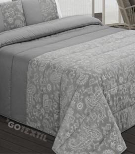 Detalle del Tejido del Bouti Confort Estilo modelo EVA Gris Tolrá
