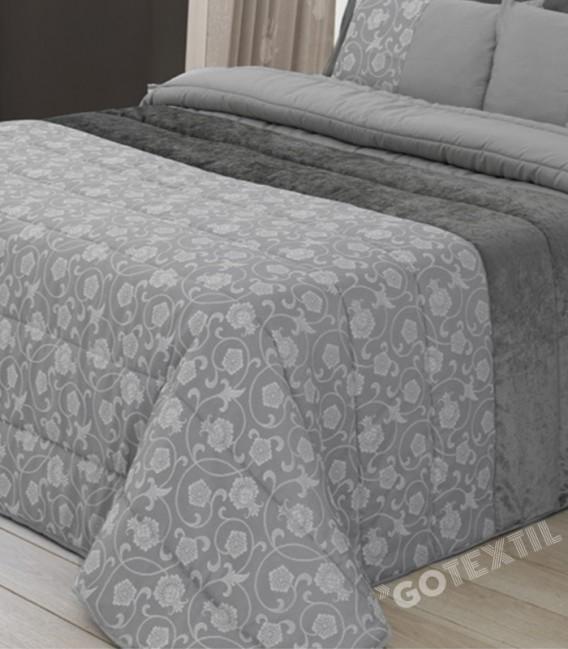 Detalle del Tejido del Bouti Confort Estilo modelo GISELA Gris Tolrá