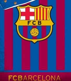 Detalle del Dibujo del Edredón Nórdico FC BARCELONA FCB182004