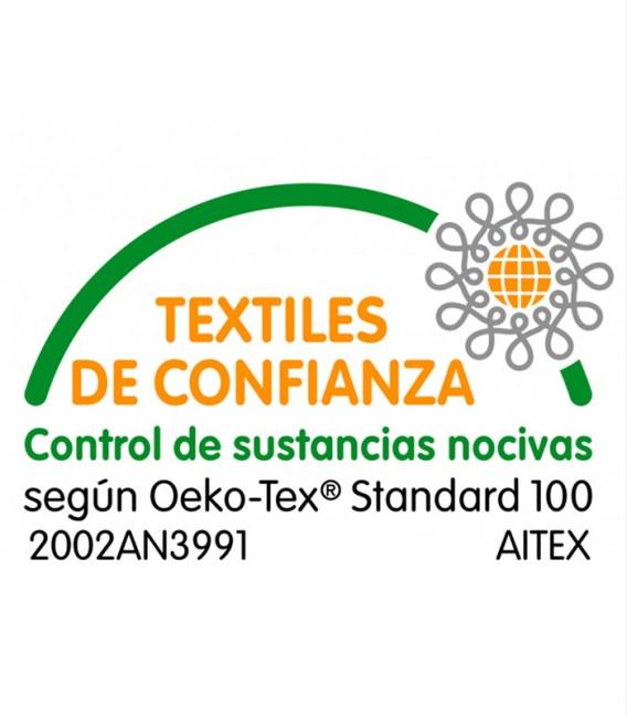 Sello de confianza control de sustancias nocivas OEKO-TEX®