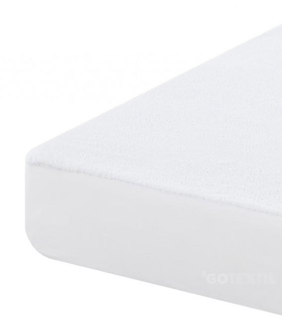 Detalle del Tejido del Protector de colchón Suave Belnou
