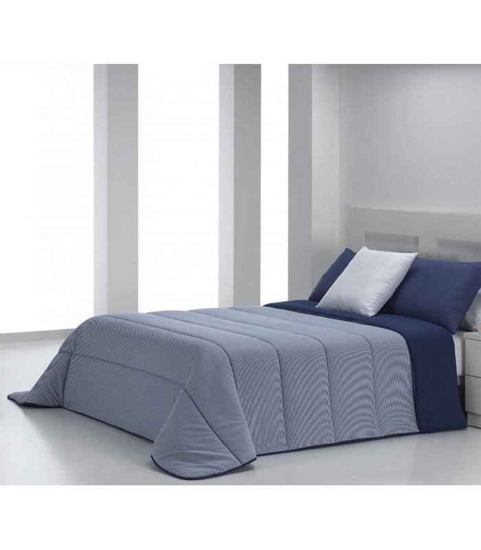 Edred 243 N N 243 Rdico Rayas Color Azul Novotextil Cama 90 105