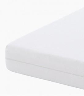 Funda de colchón de cuna Aitana. Rizo elástico de algodón