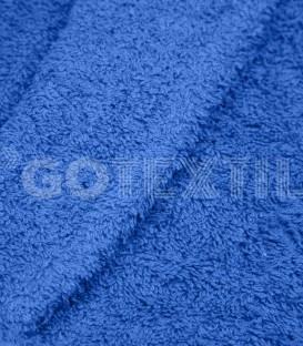 Detalle del Tejido del Albornoz Calypso Azul Trovador
