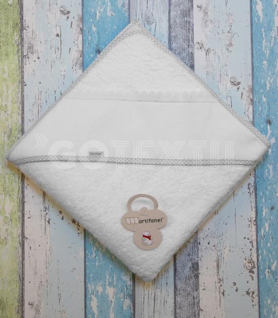 Capa Baño de bebé especial para bordar