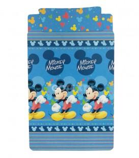 Juego Sábanas Verano Disney MICKEY MOUSE 8BS Asditex
