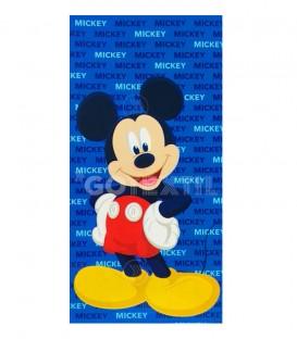 Toalla playa infantil MICKEY MOUSE Disney microfibra 70x140cm