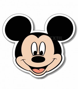 Toalla playa MICKEY MOUSE Disney con Forma