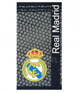 Toalla Real Madrid RM610071 Microfibra. Producto Oficial