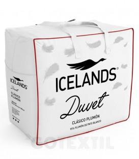 Envase del Relleno Nórdico CLÁSICO PLUMÓM 240 gr/m2 ICELANDS