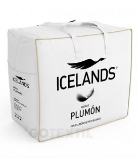 Relleno Nórdico BÁSICO PLUMÓM 275 gr/m2 ICELANDS