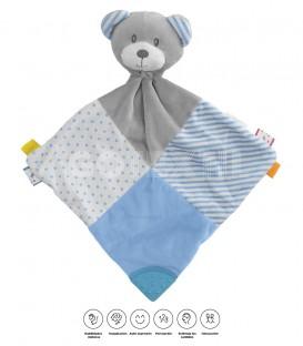 DOUDOU MORDEDOR 21348 OSITO BABY HAPPY