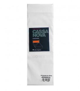 Pack 2 Fundas de Almohada Blanca Algodón 100% Cassa Nova