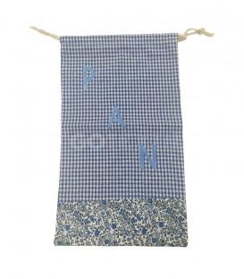 Bolsa de Pan 61299 Algodón Azul BH TEXTIL
