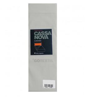 Pack 2 Fundas de Almohada Algodón 100% color Mercurio Cassa Nova