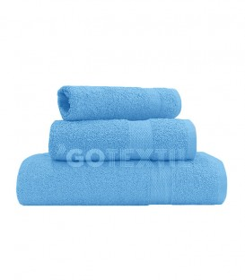Juego de toallas TROVADOR 420 HOME Celeste