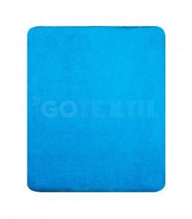 Sábana Bajera Ajustable Coralina SANDRA Azul - GOTEXTIL