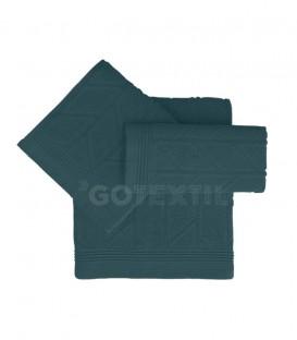 GOTEXTIL Juego de toallas 3 Piezas CONCEPT color Verde agua marina. Vidal Home