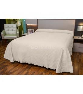 GOTEXTIL Colcha Jacquard 31113 Beige. BH Textil
