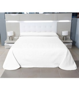 GOTEXTIL Colcha Jacquard 31114 Blanca. BH Textil