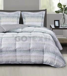 GOTEXTIL Edredón Nórdico Conforter 2037 MUNICH Gris ATENAS