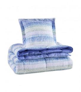 GOTEXTIL Edredón Nórdico Conforter Azul 2037 MUNICH ATENAS