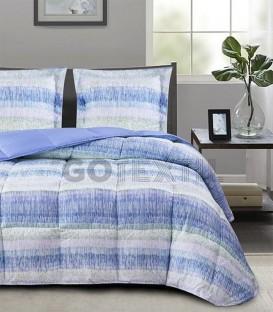 GOTEXTIL Edredón Nórdico Conforter 2037 MUNICH Azul ATENAS