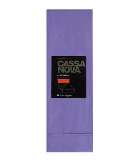 GOTEXTIL Pack 2 Fundas de Almohada Algodón 100% color Lavanda Cassa Nova