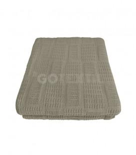 GOTEXTIL Foulard Cubre Sofá Multiusos de Punto M4 ARENA 230x260 cm JORDÁ